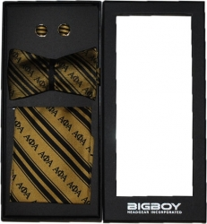 View Buying Options For The Alpha Phi Alpha Divine 9 Untied Mens Bowtie Set