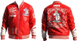 View Buying Options For The Kappa Alpha Psi Divine S2 Mens PU Leather Jacket