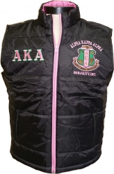 View Buying Options For The Alpha Kappa Alpha Ladies Vest
