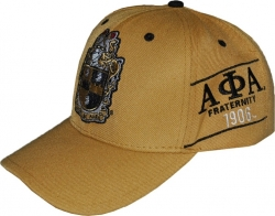 View Buying Options For The Alpha Phi Alpha Divine 9 S6 Mens Baseball Cap