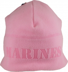 View Buying Options For The Marines Laser Fleece Knit Beanie Ladies Watch Cap