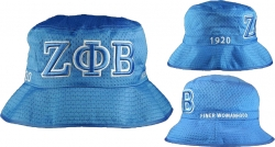 View Buying Options For The Zeta Phi Beta Embroidered Bucket Hat