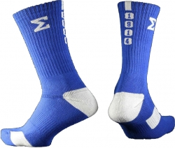 View Buying Options For The Phi Beta Sigma Greekfeet Mens Athletic Dri-Fit Crew Socks