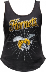 View Buying Options For The Alabama State Rhinestone Ladies Tank Top