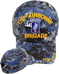 View Buying Options For The 173rd Airborne Brigade Shadow Mens Cap