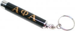 View Buying Options For The Alpha Phi Alpha Shield Projection Torch Light Flashlight Keychain