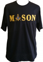 View Buying Options For The Mason Applique Mens Tee