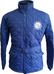 View Buying Options For The Zeta Phi Beta Quilted Belt Ladies Riding Jacket