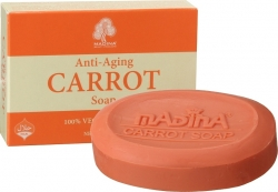View Buying Options For The Madina Anti-Aging Carrot Soap [Pre-Pack]