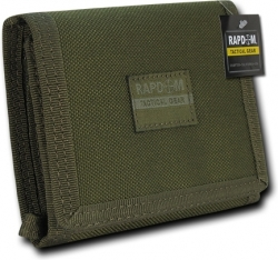 View Buying Options For The RapDom Tactical Gear Wallet