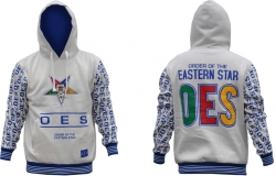 View Buying Options For The Eastern Star Divine S2 Pullover Ladies Hoodie