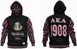 View Buying Options For The Alpha Kappa Alpha Divine 9 S2 Pullover Ladies Hoodie