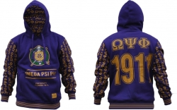 View Buying Options For The Omega Psi Phi Divine 9 S2 Pullover Mens Hoodie