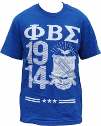 View Buying Options For The Phi Beta Sigma Divine 9 S11 Mens Tee