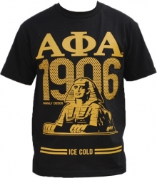 View Buying Options For The Alpha Phi Alpha Divine 9 S11 Mens Tee