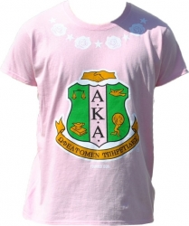 View Buying Options For The Alpha Kappa Alpha Divine 9 S11 Ladies Tee