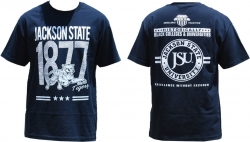 View Buying Options For The Jackson State Tigers S7 Mens Tee