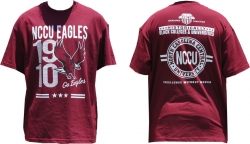 View Buying Options For The North Carolina Central 1910 S7 Mens Tee