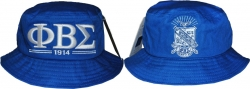 View Buying Options For The Phi Beta Sigma Divine 9 S3 Mens Bucket Hat