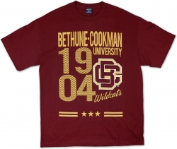 View Buying Options For The Bethune-Cookman Wildcats S7 Mens Tee