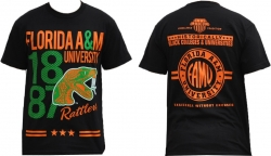 View Buying Options For The Florida A&M Rattlers S7 Mens Tee