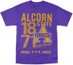 View Buying Options For The Alcorn State Braves S7 Mens Tee