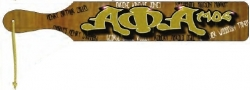 View Buying Options For The Alpha Phi Alpha Founders Graffiti Print Wood Paddle