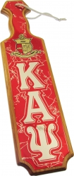 View Buying Options For The Kappa Alpha Psi Shield Domed Paddle