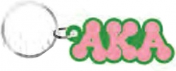 View Buying Options For The Greek Sorority Bubble Keychain