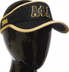 View Buying Options For The Alpha Phi Alpha Featherlight Mens Visor