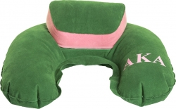 View Buying Options For The Alpha Kappa Alpha Inflatable Neck Pillow