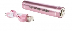 View Buying Options For The Alpha Kappa Alpha 2600mah Power Bank