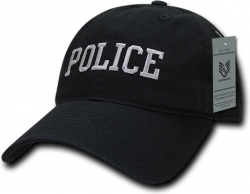 View Buying Options For The RapDom Police Relaxed Cotton Mens Cap