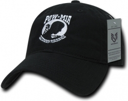 View Buying Options For The RapDom POW MIA Relaxed Cotton Mens Cap