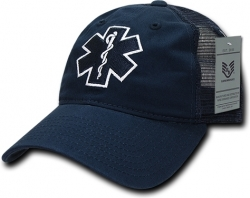 View Buying Options For The RapDom EMT Cross Relaxed Trucker Mens Cap