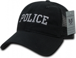 View Buying Options For The RapDom Police Relaxed Trucker Mens Cap