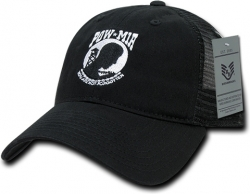 View Buying Options For The RapDom POW MIA Relaxed Trucker Mens Cap