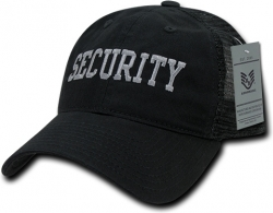 View Buying Options For The RapDom Security Relaxed Trucker Mens Cap
