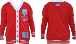 View Buying Options For The Delaware State S3 Light Weight Ladies Cardigan