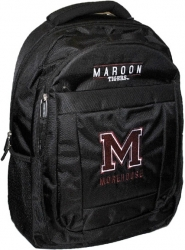 View Buying Options For The Big Boy Morehouse Maroon Tigers Backpack