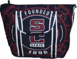 View Buying Options For The South Carolina State Bulldogs Canvas Tote Bag