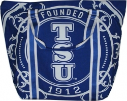 View Buying Options For The Tennessee State Tigers Canvas Tote Bag