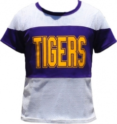 View Buying Options For The Benedict Tigers Mesh Ladies Tee