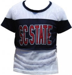 View Buying Options For The South Carolina State Mesh Ladies Tee