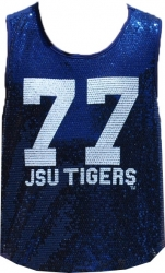 View Buying Options For The Jackson States Tigers Ladies Sequins Tank Top