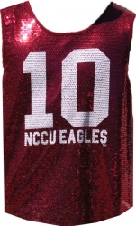 View Buying Options For The North Carolina Central Eagles Ladies Sequins Tank Top
