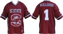 View Buying Options For The South Carolina State Bulldogs S8 Mens Football Jersey