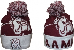 View Buying Options For The Alabama A&M Bulldogs S8 Mens Beanie