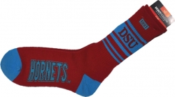 View Buying Options For The Delaware State Hornets Mens Socks