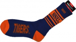 View Buying Options For The Savannah State Tigers Mens Socks